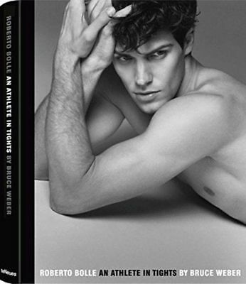 NEW Roberto Bolle  An Athlete in Tights by Roberto Bolle - mmoetwil@hotmail.com