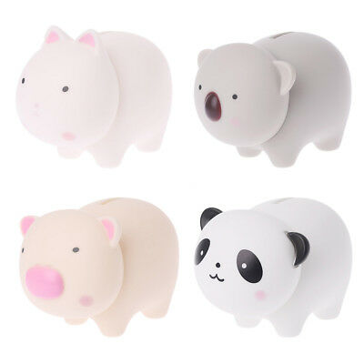 Creative Cartoon Piggy Bank Saving Cash Coin Money Box Kids Toy Gifts Decor
