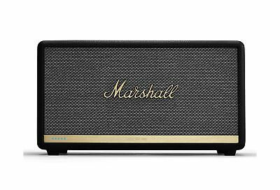 Marshall Stanmore II Wireless Wi-Fi Multi-Room Smart Speaker with Amazon Alex...