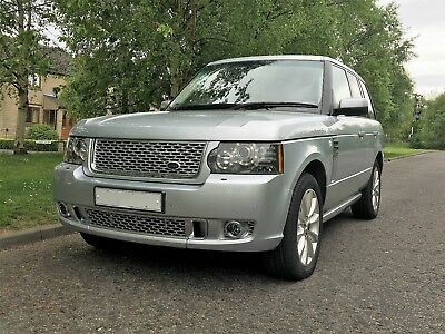 Breaking Range Rover L322 Vogue SE 3.6 TDV8 All Parts Available Brembo brakes
