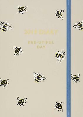Bumble Bee 2019 Diary A6 (Cath Kidston Stationery) Book Journal Planner Blank