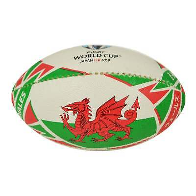 Gilbert Rugby World Cup 2019 Flag Mini Rugby Ball - Multicoloured