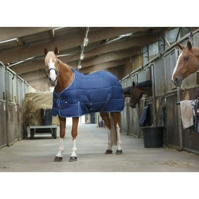 Stalldecke RIDING WORLD 300g Pferdedecke Winterdecke Thermodecke Decke Winter