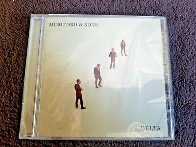 """MUMFORD AND SONS - """"Delta"""" CD - released 2018 BRAND NEW -  Free Shipping"""