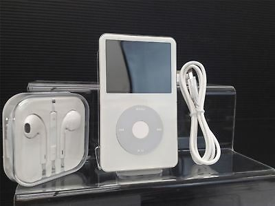 Apple iPod Classic Video 5th Generation White (30GB)