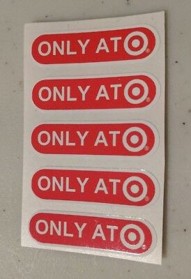 Funko POP! - Replacement Sticker - Target (old -larger)Excl. (sold individually)