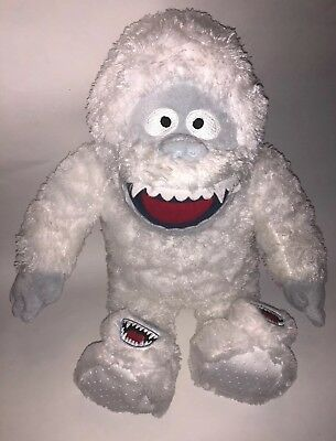 Build a Bear Bumble Snow Monster 17in Yeti Plush Rudolph Christmas TV & Slippers