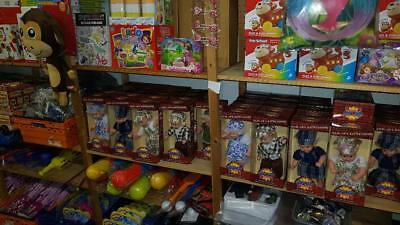Huge Job Lot Of Toys, Mainly Large Toys Our Ever Popular Large Toy Job
