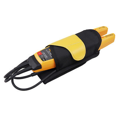 Fluke T6-1000 Clamp Continuity Current Electrical Test Clamp Meter with Holster