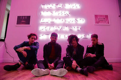Y840 THE 1975 Matthew Healy Rock Music Hot Poster 14x21 24x36 27x40IN
