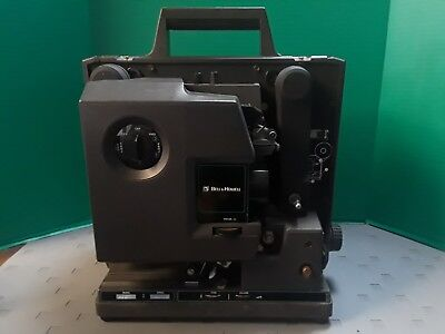 Vintage Bell & Howell 16mm Filmosound Projector (Model: 2590 A)
