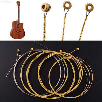 25F3 EC30 New 1 Set 6 Steel Strings For Electric Guitar 150XL 1M 0.813MM 1.016MM
