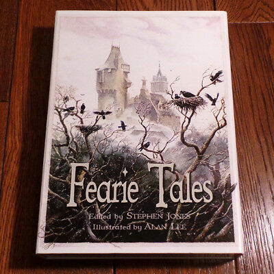 Fearie Tales , Special Signed Deluxe Traycase, Edited by Stephen Jones, Faerie