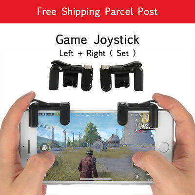 Mobile Phone Shooter Controller Gaming Button Handle Trigger Gamepad Fire PUBG