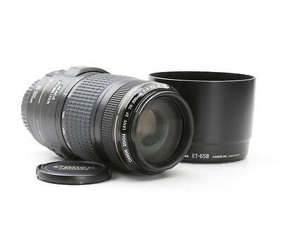 Canon EF 70-300 mm 4-5.6 IS USM + TOP (222316)