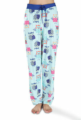 Victorias Collection Womens Silky Pajama Lounge Pants