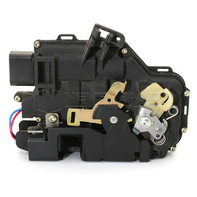 For Audi A6 4B C5 1998-2005 Passenger Side Door Lock Latch Actuator Front Right