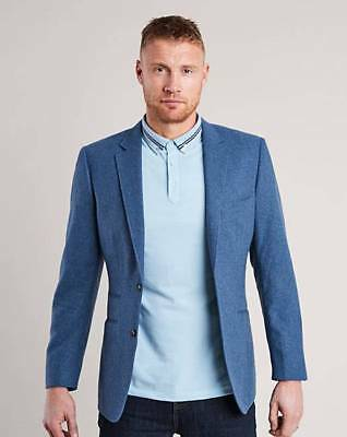 Flintoff by jacamo wool blazer uk mens size 3xl  (more size's available)