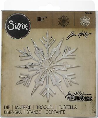 Sizzix Tim Holtz Alterations Collection Bigz Die Candlelight Fright
