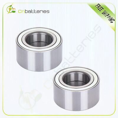 c48429d8b5e1 Pair Of 2 NEW Front Wheel Bearing Fits Outlander Lancer Compass Patriot  Caliber