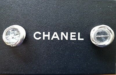Deux Boutons Chanel 24 mm