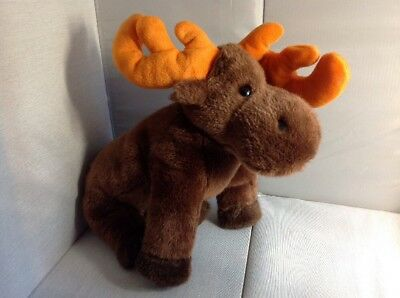 3286008c79d TY BEANIE BUDDY - Chocolate The Moose - With Original Tag - £6.75 ...