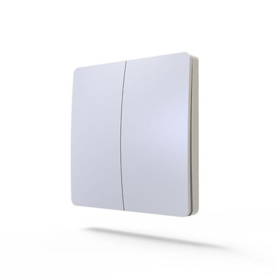 Ener-J Ws1025 2 Gang Wireless Switch With Dimming Function