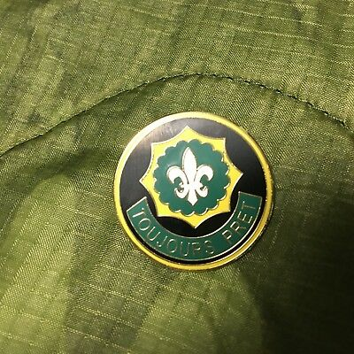 Us Army 2Nd Armored Cavalry Regiment Hat Pin