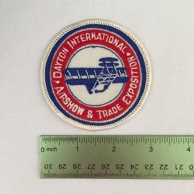 Dayton International Airshow & Trade Exposition Patch