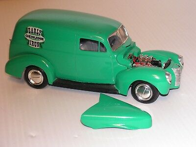 Built 1/25 1940 FORD SEDAN DELIVERY