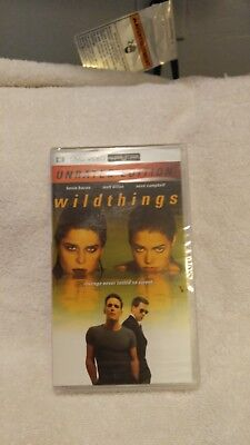 Wild Things 1998 Unrated UMD Video For PSP