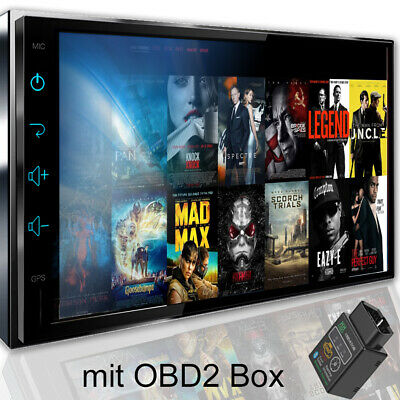 ★Top★ DAB+ Autoradio Bluetooth 6,5 DVD GPS NAVI VW Navigation Tristan Auron
