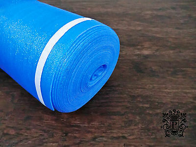 Underlayment 3 In 1 Blue Foam Laminate Combo Foam 3Mm / 200 Sqft