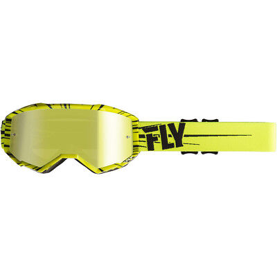 6c2aa0b21671 NEW FLY RACING MX Zone Red Tinted Kids Motocross Dirt Bike Off Road ...