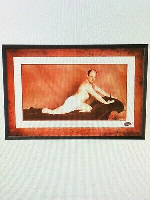 Seinfeld George On The Couch Pose 24X36 Poster Classic Tv Television Comedy Fun!