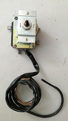 "Robertshaw SE 5435258 Model OP 58-48 Electric Thermostat 150-500°F 48"" Capillary"