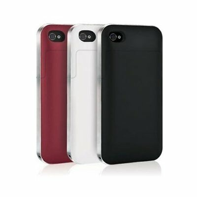 Mophie Juice Pack Air Rechargeable External Battery for iPhone 4 and 4s - NEW