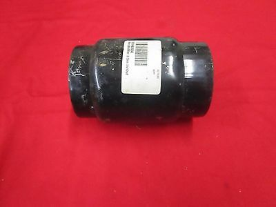 """New 63538 Schoenfeld Racing Muffler,for 3-1/2"""" Pipe And 6"""" Long"""