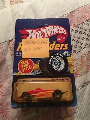 9545b (1985.9545) HW Thunderstreak / Real Riders Series / Variation