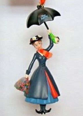 Disney Store MARY POPPINS 50th Anniversary Sketchbook  Ornament 2014 new in box