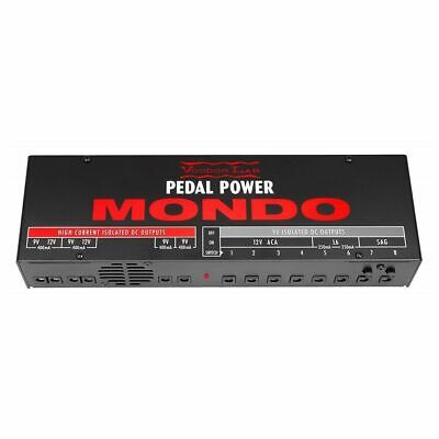 Voodoo Lab MONDO Isolated Power Supply 12 isolated outputs Made in USA