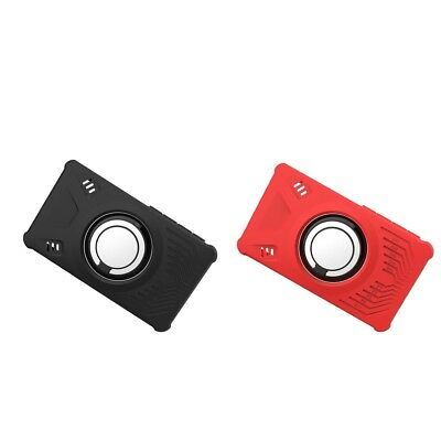 2Pcs Shock Proof Protective Case Cover For LA104 Logical Analyzers Red+Black