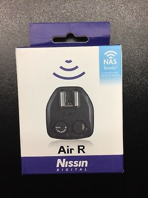 Nissin NEW Air R 1 Diital Receiver for Nikon i-TTL NAS Ready! **FREE SHIPPING!**