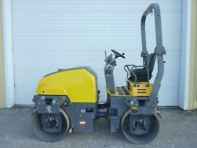"""2014 Dynapac CC1200 47"""" Smooth Drum Vibratory Roller  430 Hours"""