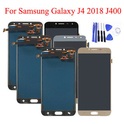 Original For Samsung Galaxy J4 2018 LCD Display Touch Screen Digitizer Assembly