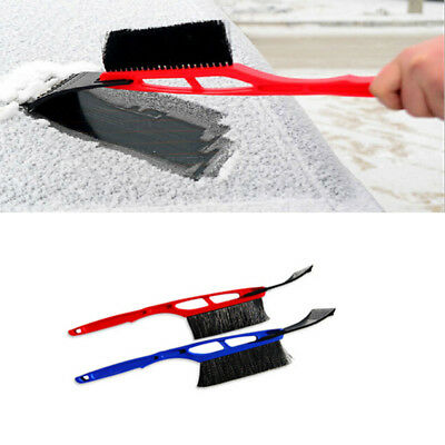 Car Vehicle Durable Snow Ice Scraper Snow Brush Shovel Removal For Winter