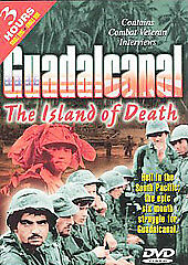 Guadalcanal - The Island of Death 2DVD (DVD, 2-Disc Set)