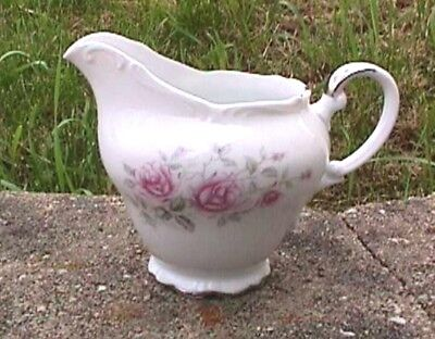Brair Rose 51/157 Creamer Empress China Japan-G