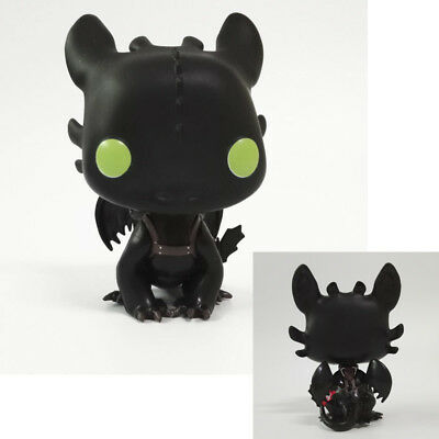 Hot Funko POP! Movies How to Train Your Dragon 2 Toothless Action Figure Toy