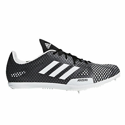 brand new 9cc24 efaa9 adidas adizero Ambition 4 Womens Running Spike Shoe BlackWhite